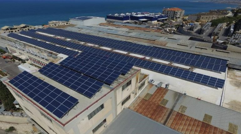 Solar distributed generation make its entry in Lebanon