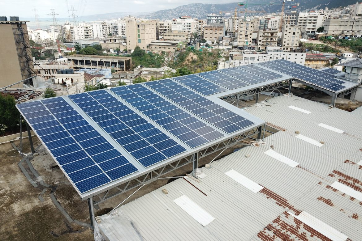 Reva Rooftop PV system