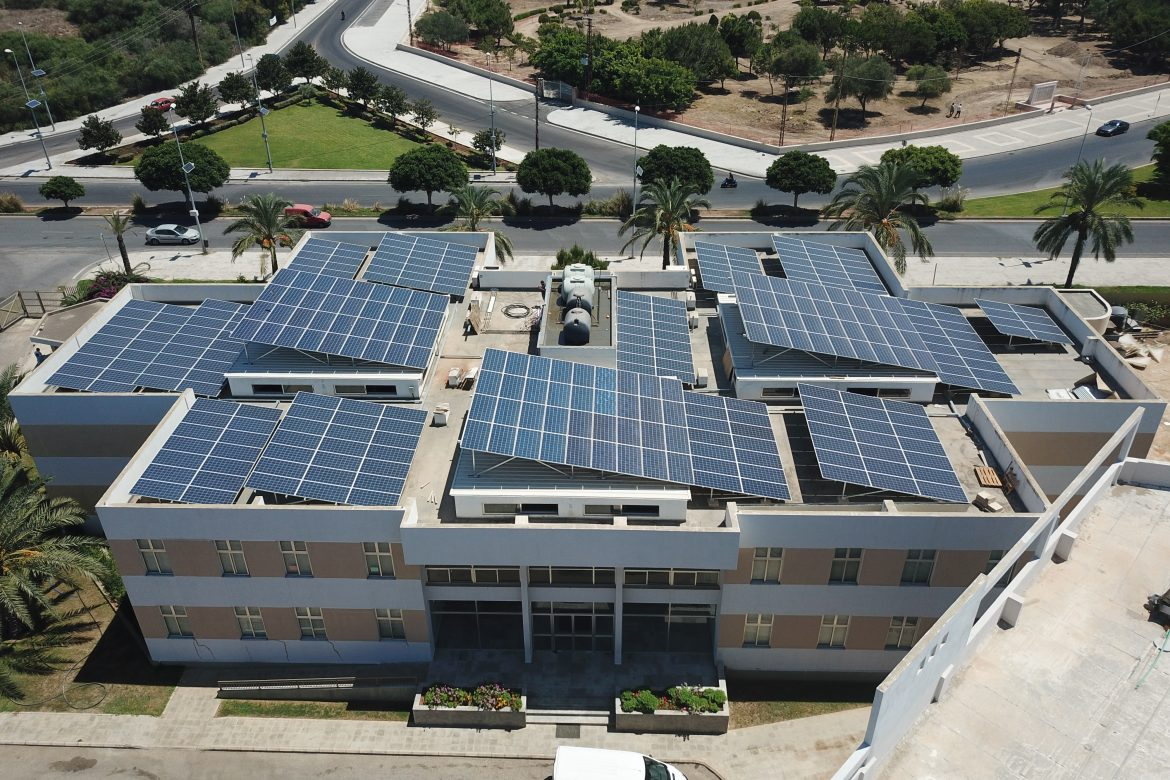 Rooftop PV at ISF schools
